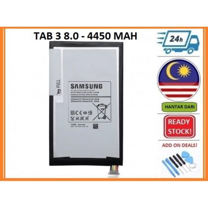 BSS Galaxy Tab 3 8.0 T310 T311 T315 Battery Sparepart 4450 mAh