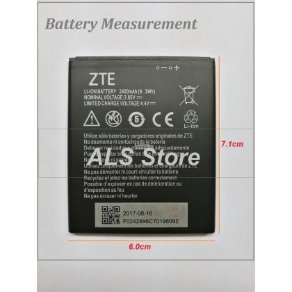 BSS Zte Blade A520 Battery Replacement Sparepart 1500 mAH Li3824T44P4h716043
