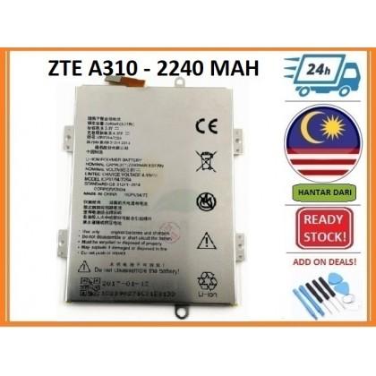 BSS Ori Zte Blade A310 Battery Replacement Sparepart 2240 mAh 1CP37/54/72SA