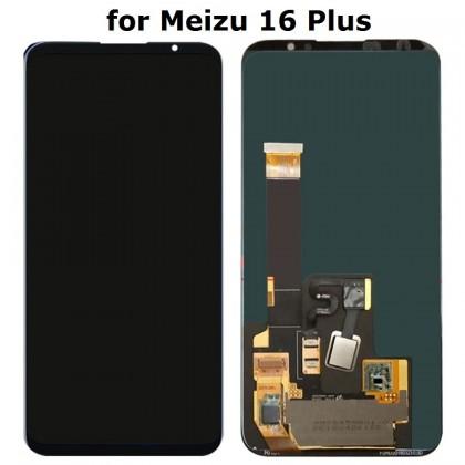 BSS Meizu 16 Plus Lcd + Touch Screen Digitizer Sparepart