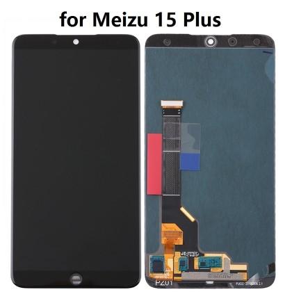 BSS Meizu 15 Plus Lcd + Touch Screen Digitizer Sparepart