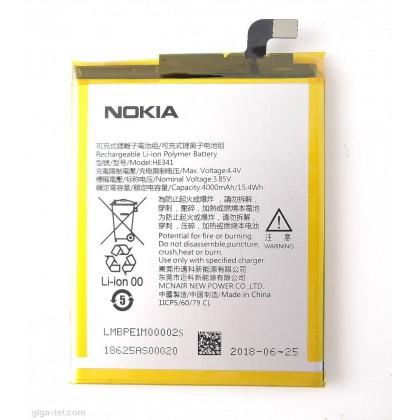 BSS Nokia 2.1 HE341 Battery Replacement Sparepart 4000 mAh